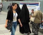 تنوع جامعه ترکیه با حجاب و بی حجاب