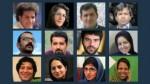 روزنامه نگاران بازداشت شده