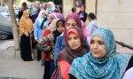 زنان مصری در مبارزه