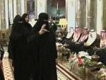 زنان عربستان درمجلس