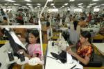 زنان کارگر پوشاک