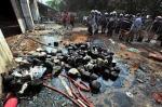 کارخانه سوخته بنگلادش