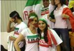 تماشاچی ایرانی فوتبال