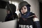 روزنامه نگار آزاد در سوریه