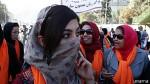 آزار زنان افعان در خیابان