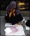 زنان کارتن خواب