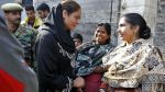 کاندید زن در کشمیر