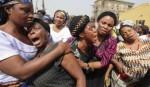 زنان نیجریه منطقه جنگی
