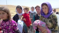 برده داری داعش